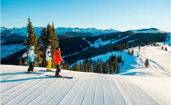 Why Is The Springtime And March A Great Time To Go Skiing In Vail & Telluride Colorado?